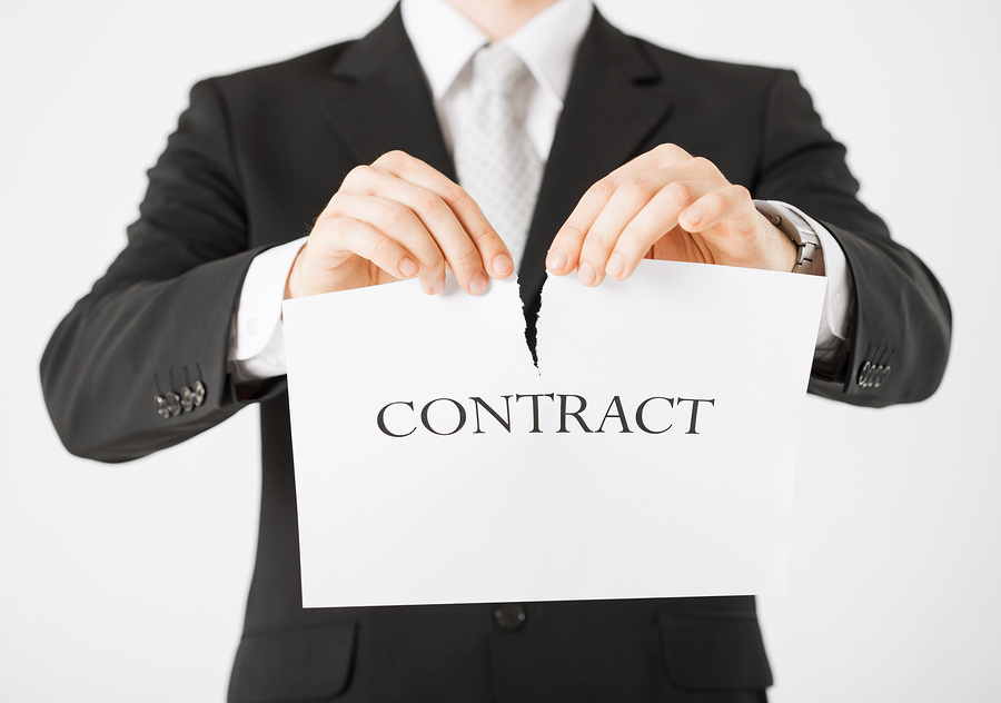 Contract Cancellation Periods Or Cooling Off Periods