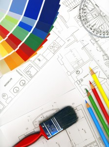 Interior Design colors and plans