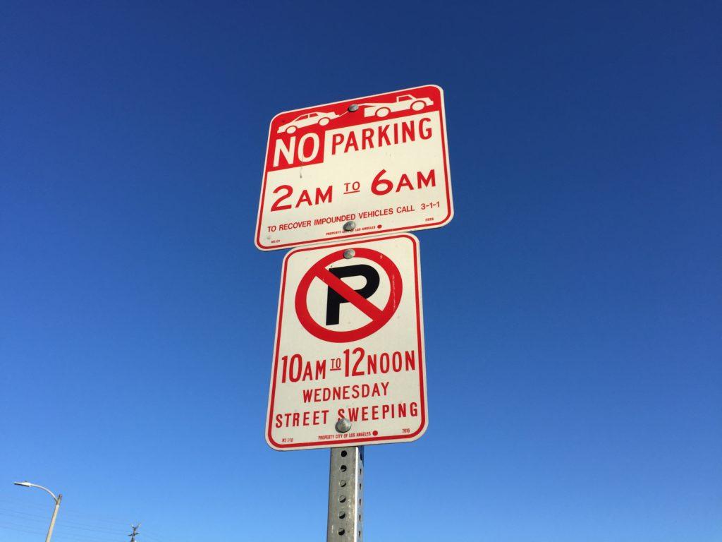 Where Can I Park in LA?